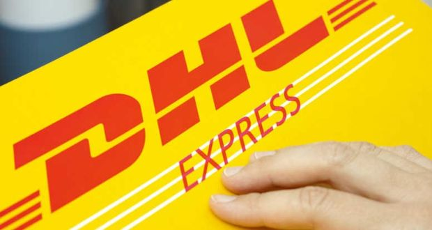 DHL courier EXPRESS